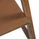 Cadeira De Balanço Madeira Village Rustic Brown - Renar Móveis