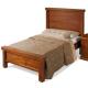 Cama Madeira Solteiro Style Flex Peseira Baixa 8010 - Domus Móveis